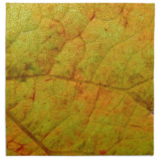 Grape Leaf Underside Napkin
