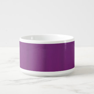 Grape Purple Chili Bowl