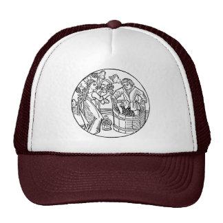 Grape Stompers Trucker Hat