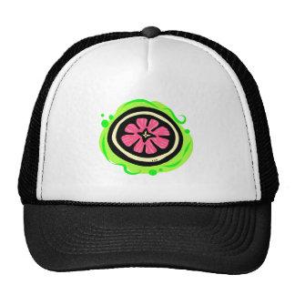 Grapefruit Pink Trucker Hat
