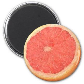 Grapefruit watercolor - Magnet