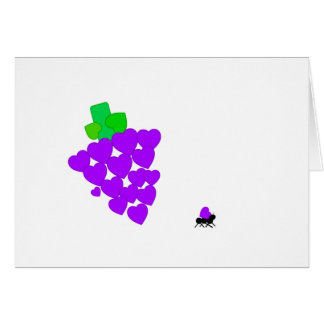 Grapefull for you! card