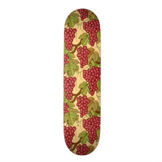 Grapes Custom Skate Board