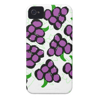 grapes iPhone 4 case