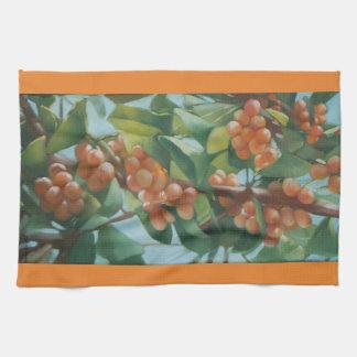 Grapes Kitchen Towel