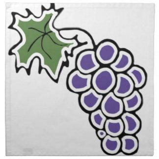 Grapes Napkin
