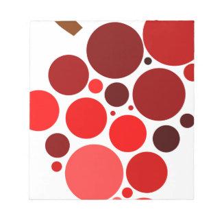 Grapes Notepad