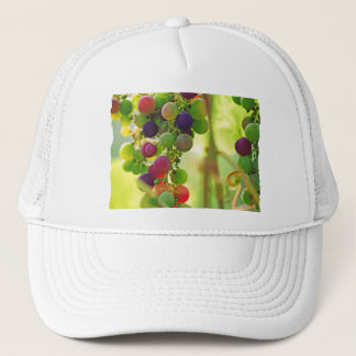 Grapes of Many Colors Trucker Hat