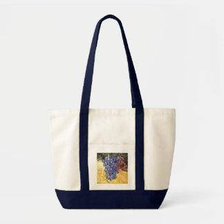 Grapes of Sun Secular Tote Bag