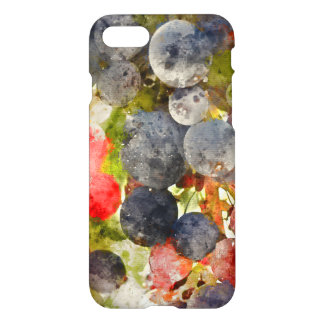 Grapes on the Vine ready to make Wine iPhone 7 Case