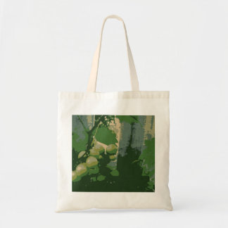 Grapes on the Vine Shopping Bag