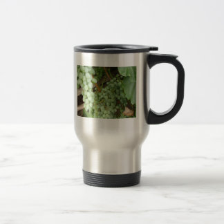 Grapes on the Vine Travel Mug