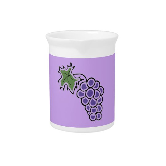 Grapes Pitcher
