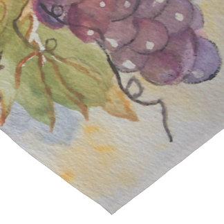 Grapes Short Table Runner