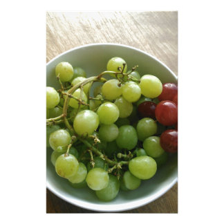 grapes stationery