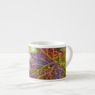 Grapevine in the Autumn Season Espresso Cup
