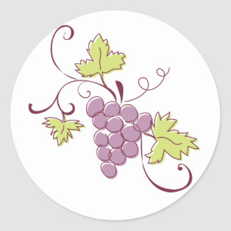 Grapevine Stickers