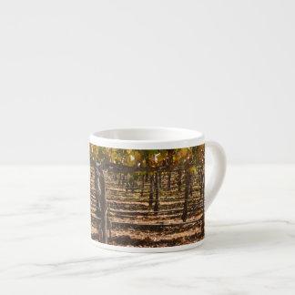 Grapevines in the Fall Espresso Cup