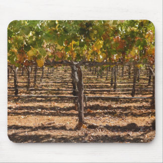 Grapevines in the Fall Mouse Pad