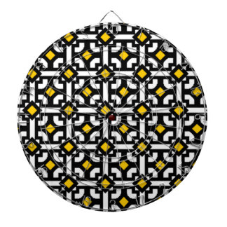 Graphic Art Patterns Designs Dartboard