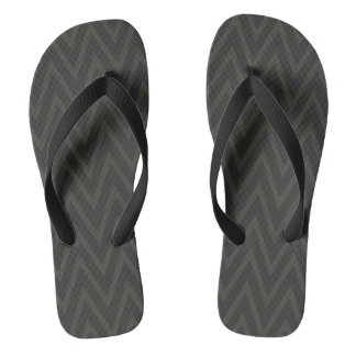 Graphic beach sandal