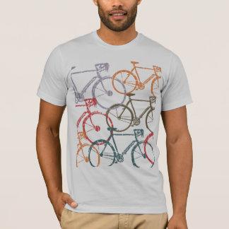 graphic bikes / bicycle cycling T-Shirt