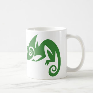 Graphic Chameleon Coffee Mug