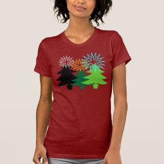 Graphic Christmas Tree Shirt