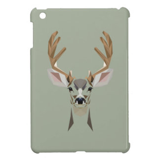 Graphic deer case for the iPad mini
