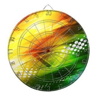 Graphic Design 8 Dart Board