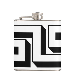 GRAPHIC DESIGN HIP FLASK
