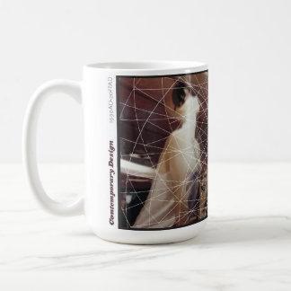 Graphic Design History Mugs: contemporary Coffee Mug