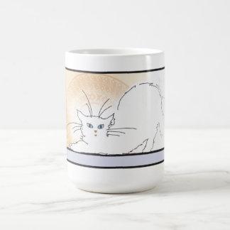 Graphic Design History Mugs: nouveau Coffee Mug