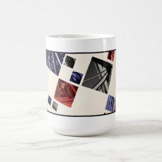 Graphic Design History Mugs: Swiss Coffee Mug