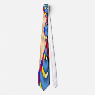 graphic design tie