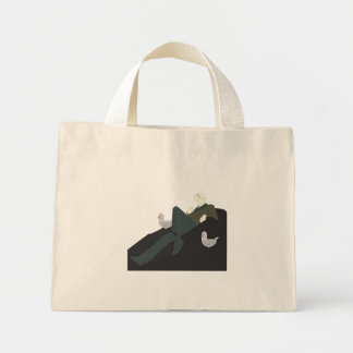 Graphic Dublin Mini Tote Bag