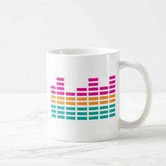 Graphic Equaliser Stereo Hi-Fi Mug