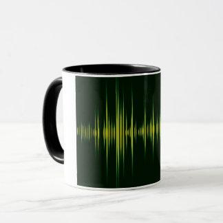 Graphic Equalizer Mug