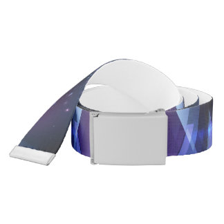 Graphic Galaxy Adjustable Belt