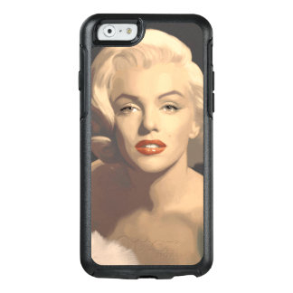 Graphic Gray Marilyn OtterBox iPhone 6/6s Case