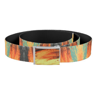 Graphic Holiday Belt