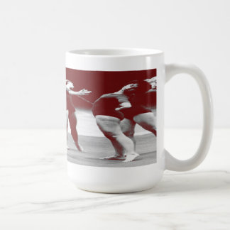 Graphic Image Exercise Class Classic White Coffee Mug