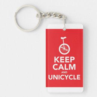 Graphic Jules & Uni Keychain