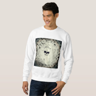 Graphic long sleeve sweatshirt
