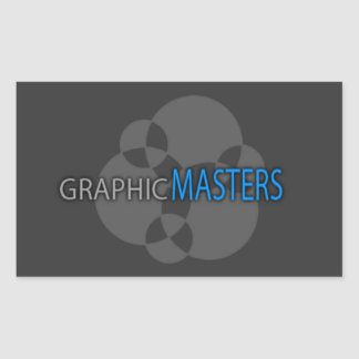 Graphic Masters Laptop Sticker