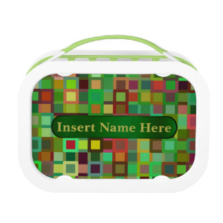 Graphic Name Plate