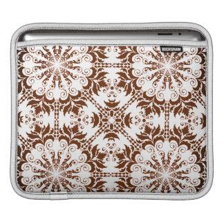 Graphic pattern iPad sleeve