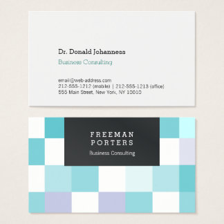 Graphic perfect cold elegant maps business card