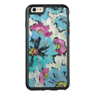 Graphic Pink and Blue Floral OtterBox iPhone 6/6s Plus Case