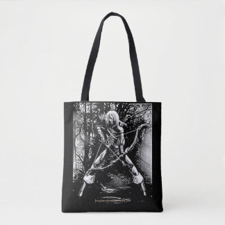 Graphic Ranger Tote Bag